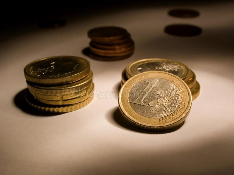 Coins [12] Stock Photo