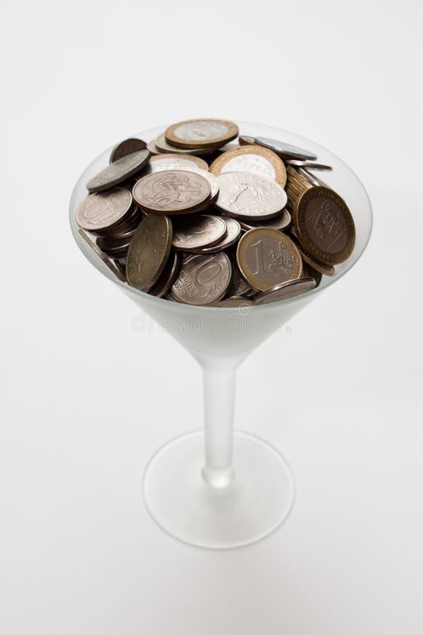 Free Coins Royalty Free Stock Photos - 16750508