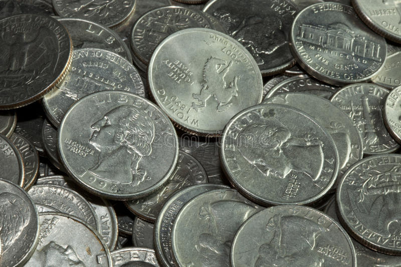 Coins Royalty Free Stock Photo