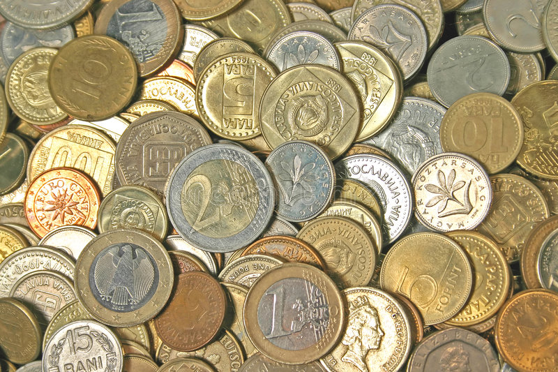 Download Coins stock photo. Image of trade, still, collecting, business - 1914842
