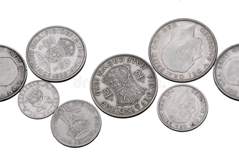Coins stock images