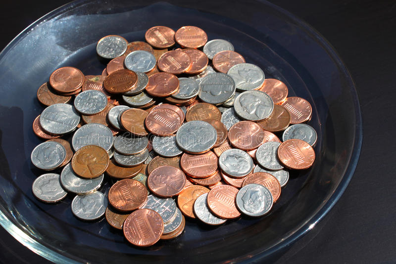 Coins, collecting tips