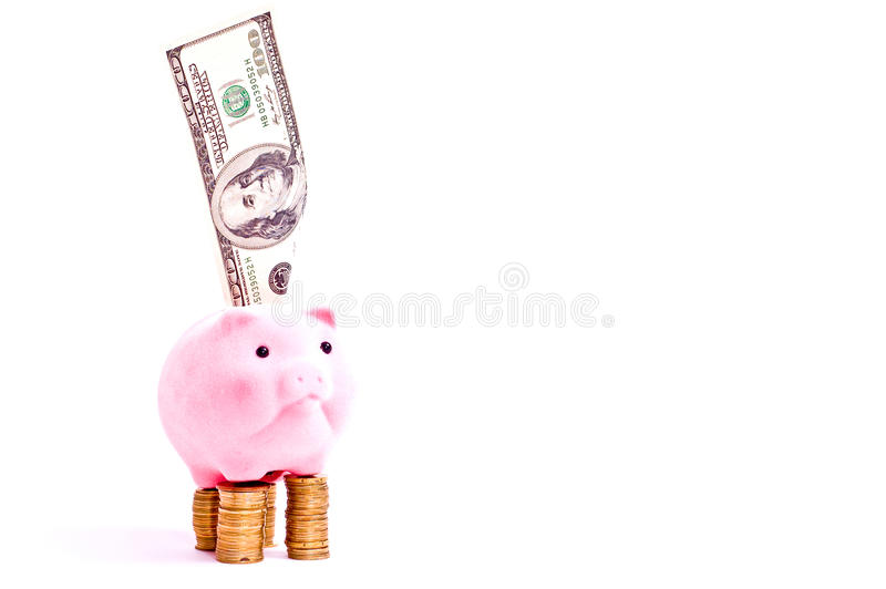 Download Coins and dollars stock photo. Image of investment, copy - 13416362