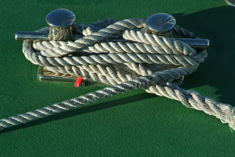 Coisas dos barcos foto de stock royalty free