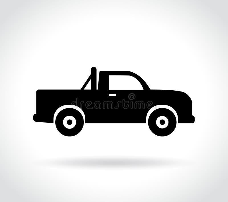 Coja el icono ilustración del vector