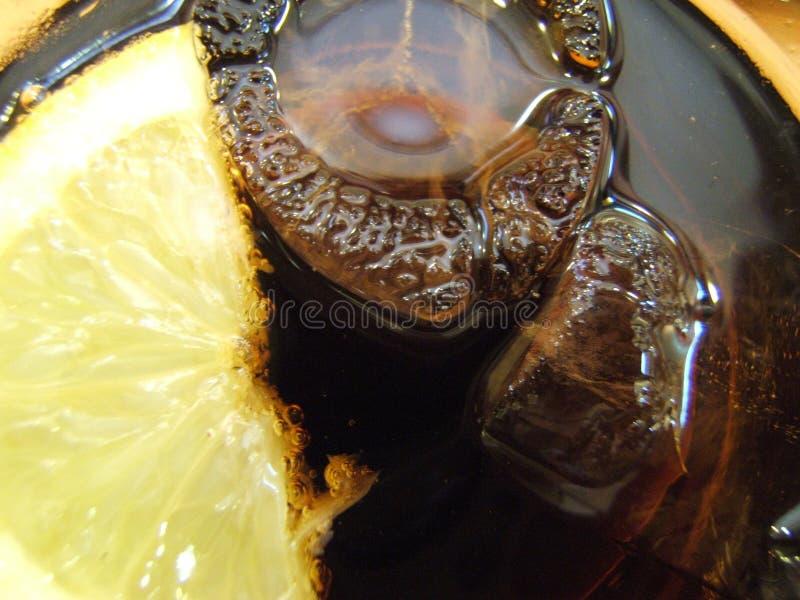 Download Coke immagine stock. Immagine di morbido, limone, lustro - 220197