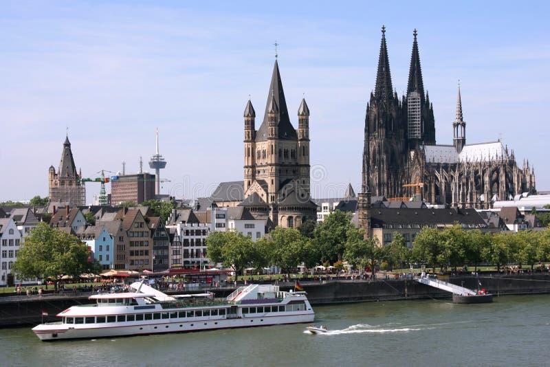 Colónia, Alemanha imagem de stock royalty free