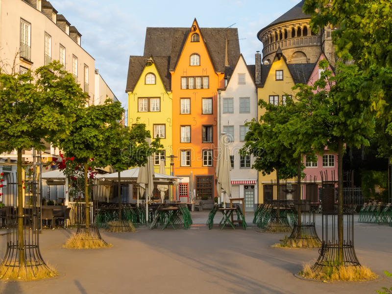 Colónia, Alemanha fotografia de stock royalty free