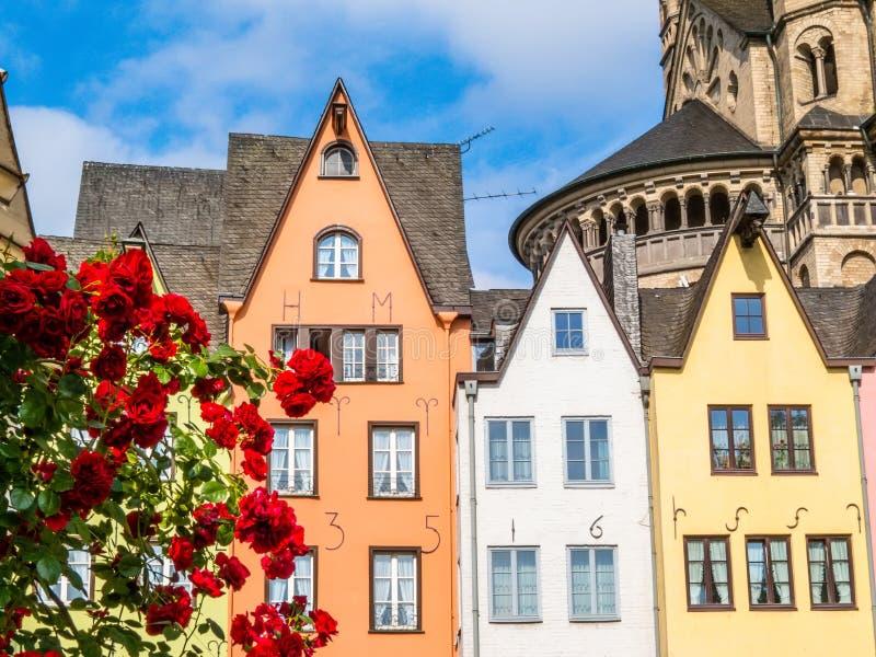 Colónia, Alemanha imagens de stock royalty free