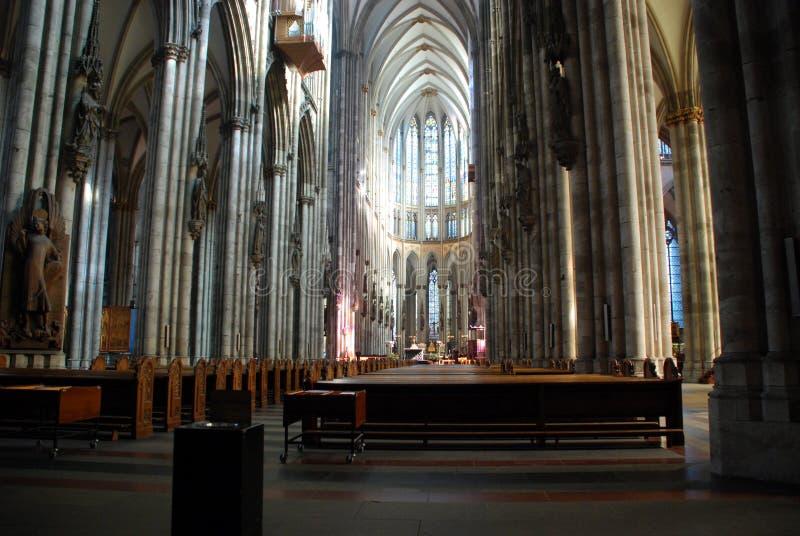 Colónia Cathedral13 fotografia de stock royalty free