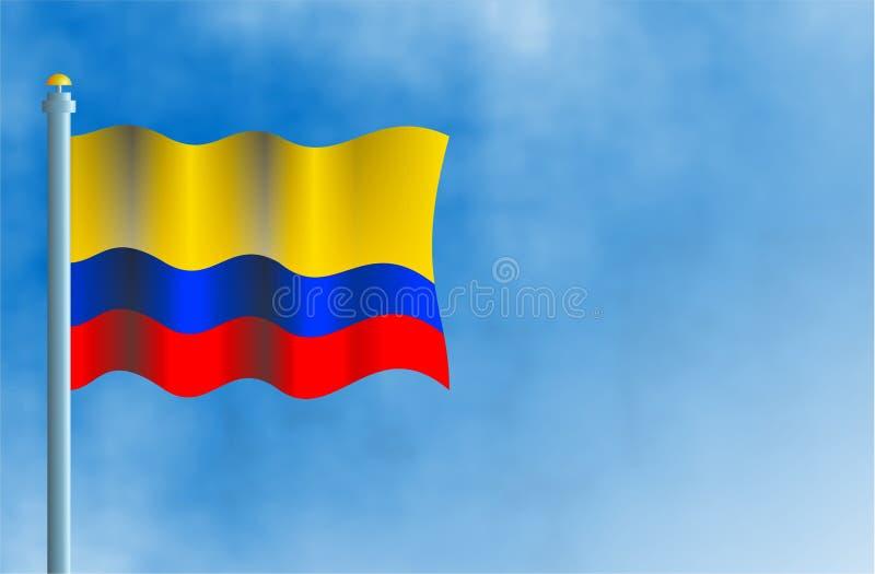 Download Colômbia ilustração stock. Ilustração de naturalizar, mundo - 65622