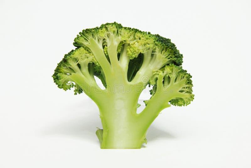 Col madura del bróculi imágenes de archivo libres de regalías
