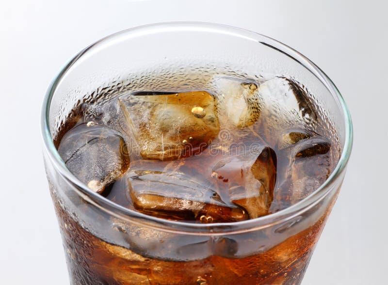 Cola stock image