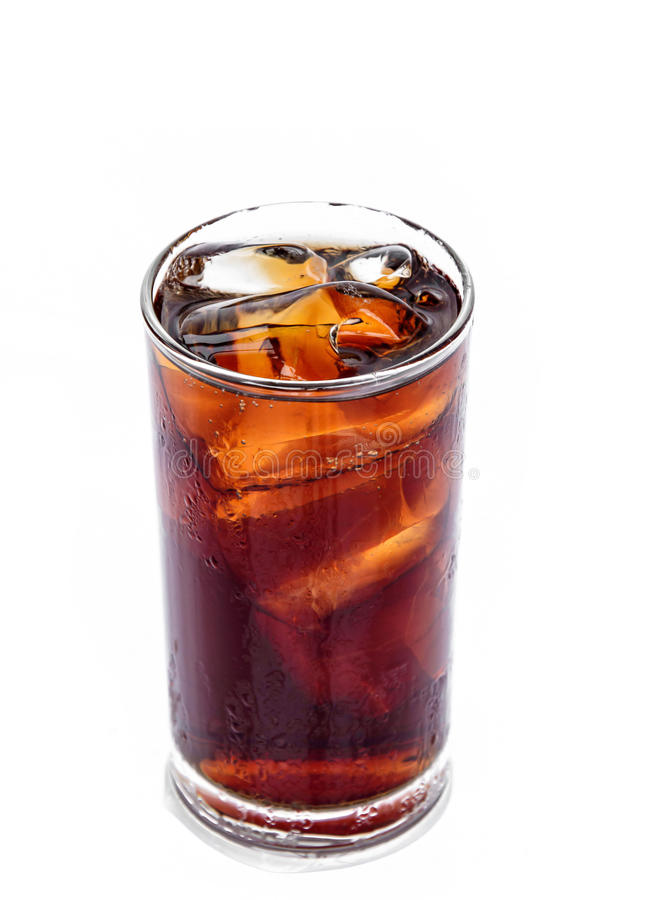 cola royaltyfri bild