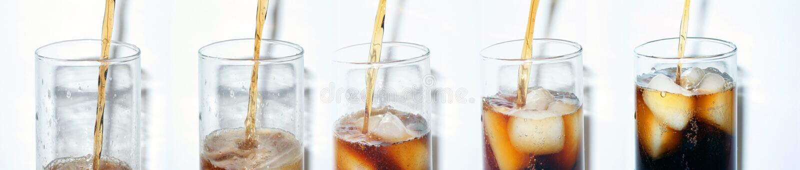 cola arkivbilder
