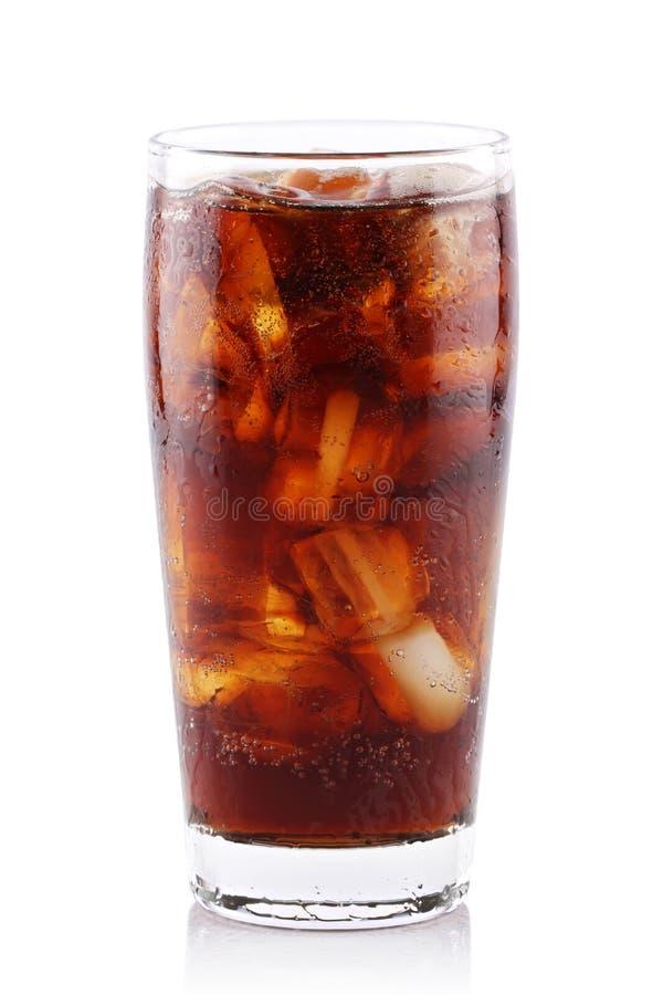 Cola de refrescamento III imagem de stock