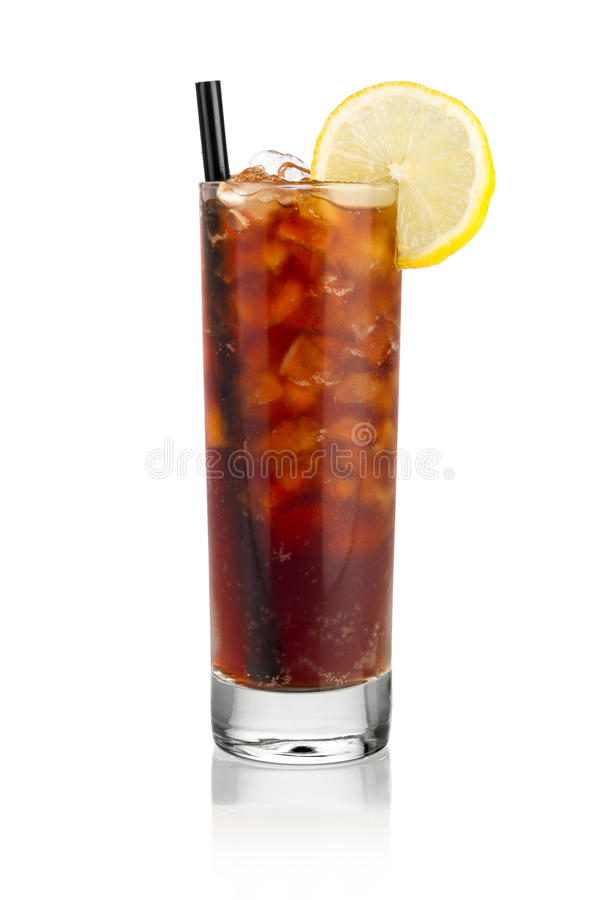 Cola fresca fotografia de stock royalty free