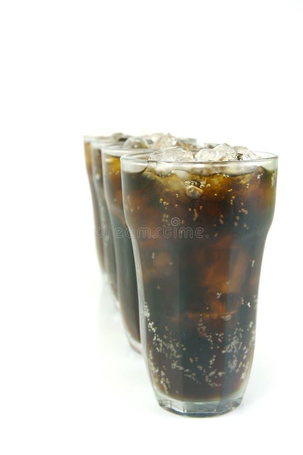 Cola fria foto de stock royalty free
