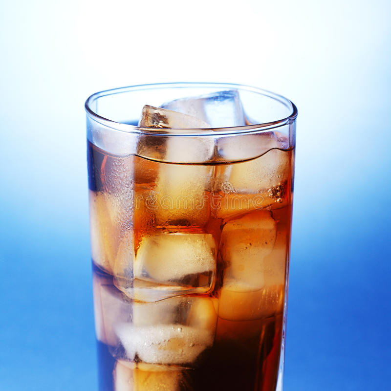 Download Cola With Ice Stock Images - Image: 23802934