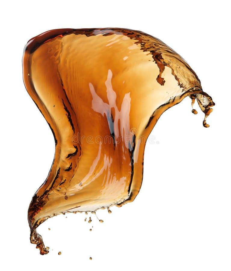 Download Cola Splash Stock Photo - Image: 14264140