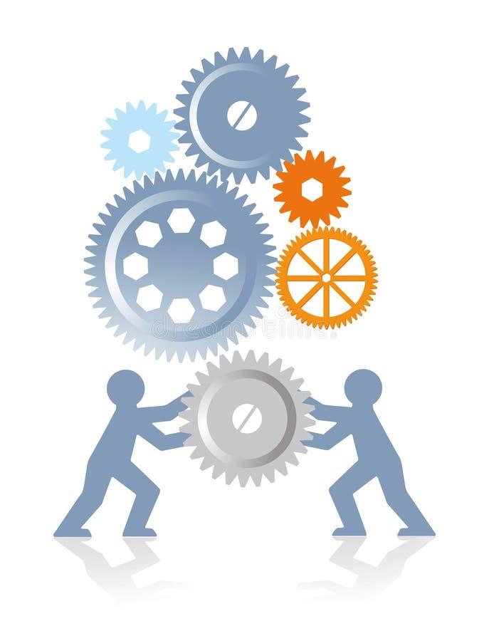 Colaboração e potência