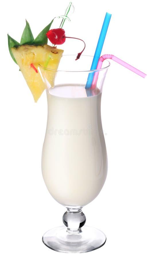 Colada de pina de cocktail. images libres de droits