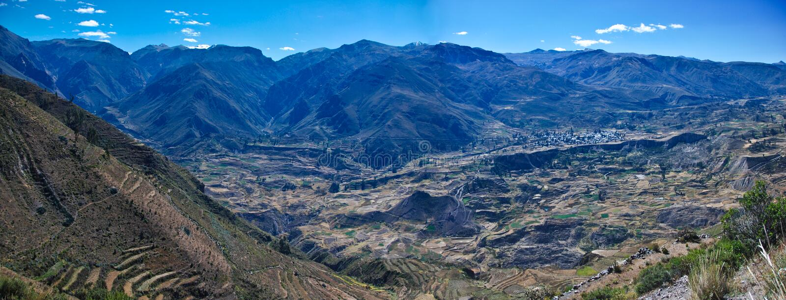 Colca Canyon stock photos