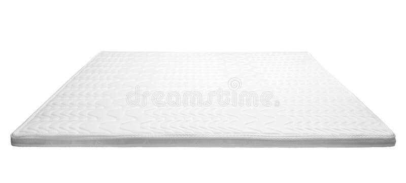 colchão branco confortável imagem de stock royalty free
