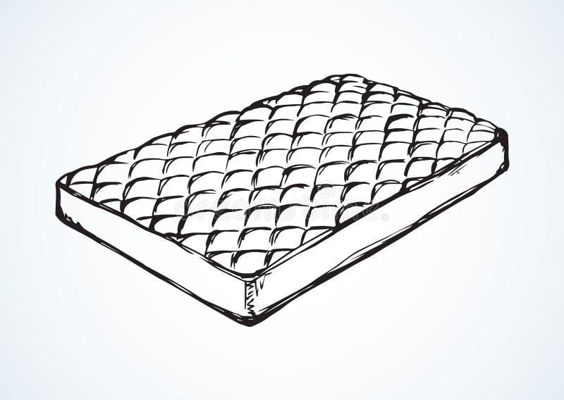 colchón Gráfico del vector libre illustration