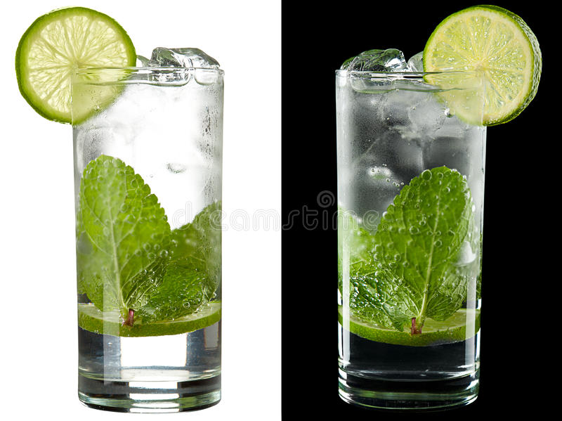 Download Cold alcoholic cocktail stock photo. Image of cool, nobody - 30336362