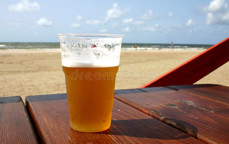 Download Cold beer stock image. Image of glass, wave, ocean, oceans - 14325