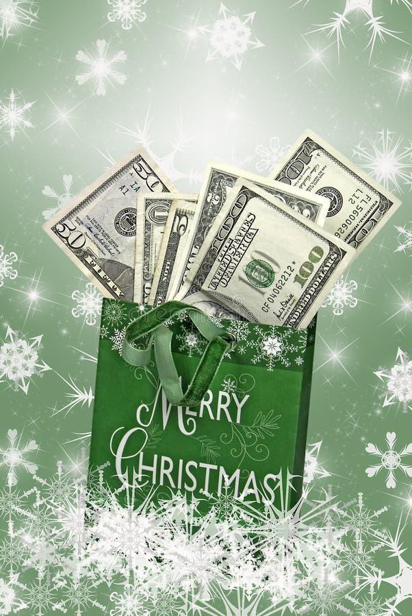 Download Cold Cash stock illustration. Image of snowflake, festive - 14874625