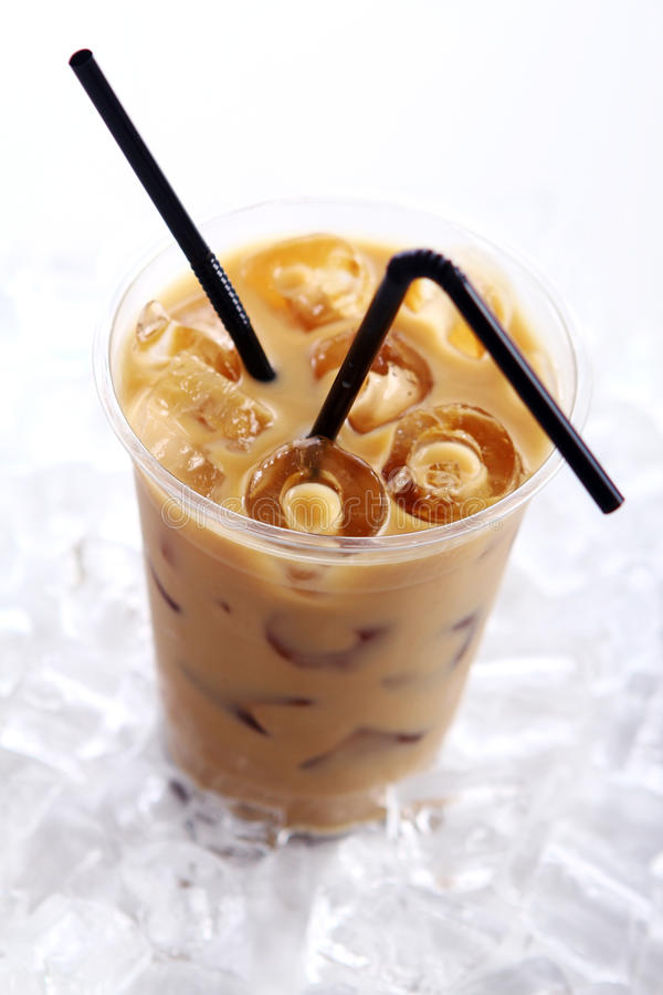 Download Cold coffee drink stock image. Image of glass, fresh - 19386507