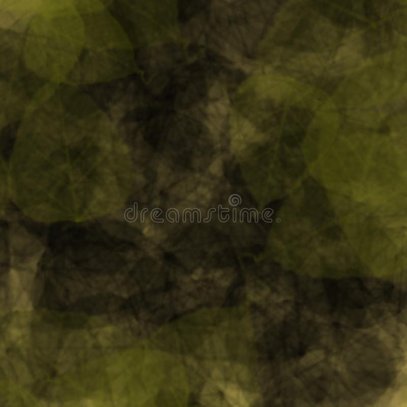 Moss and smoke background royalty free stock photography