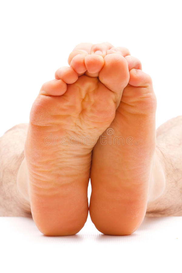 Free Cold Feet Stock Photo - 17155080