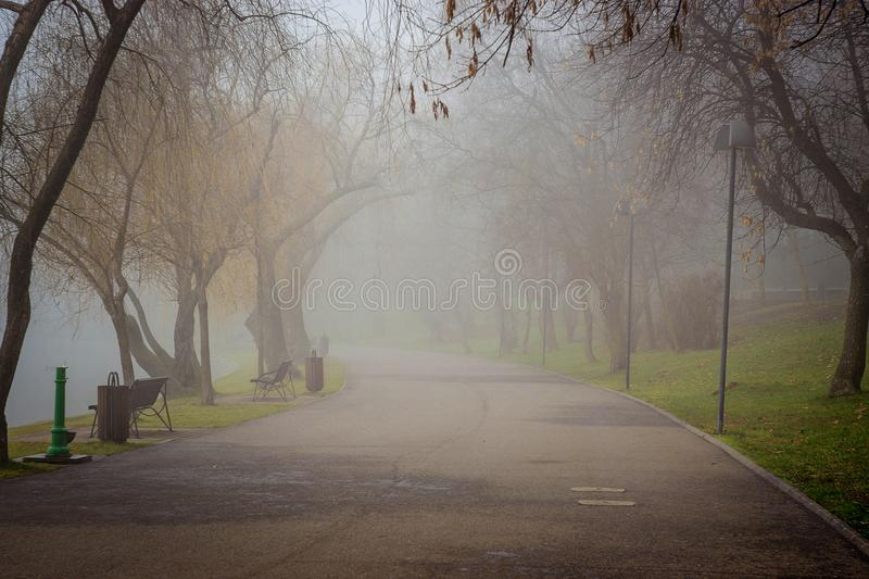 IOR Park royalty free stock photos