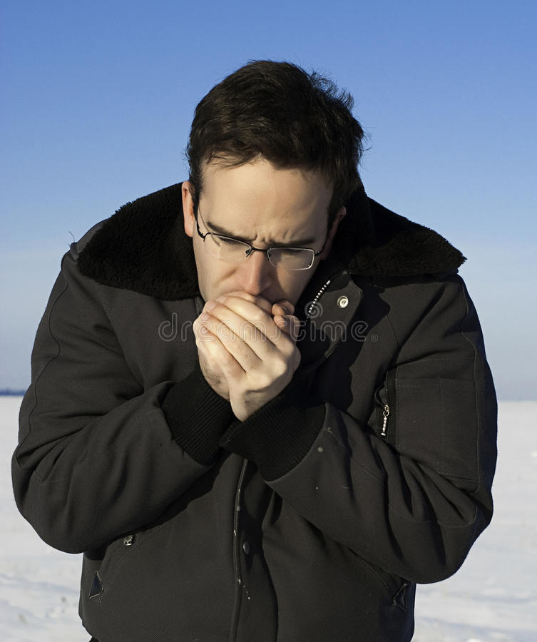 Download Cold Hands Stock Images - Image: 13067044