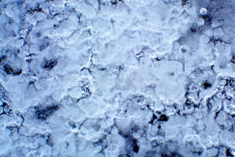 Cold ice royalty free stock photography