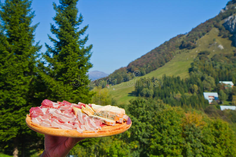 Download Cold meats stock image. Image of salami, food, eating - 21440401