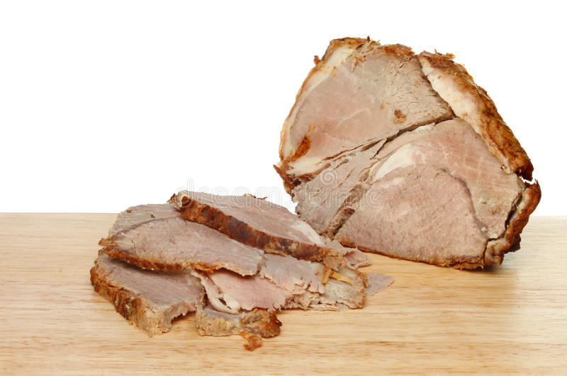 Download Cold Roast Beef Royalty Free Stock Photos - Image: 27889598
