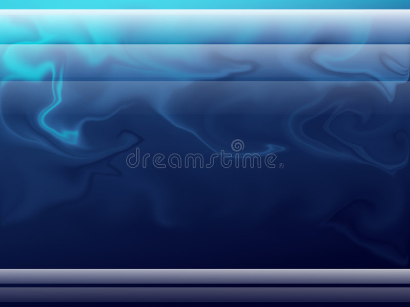 Cold Slide Template Stock Images