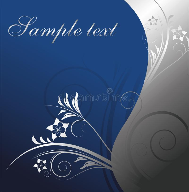 Download Cold summer stock vector. Illustration of curve, leaf - 8747633