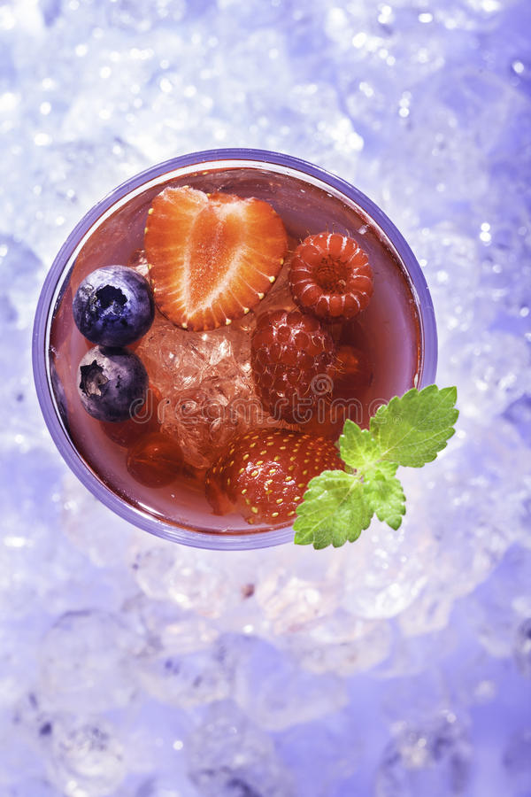 Download Cold summer drink stock image. Image of fruit, refreshment - 32799233