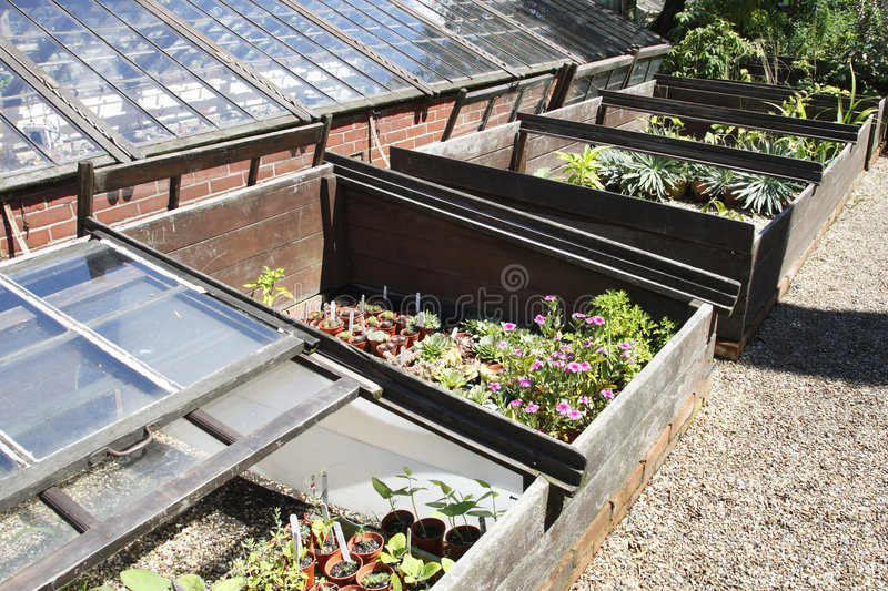 Download Coldframes stock image. Image of outside, nobody, horticulture - 2840609