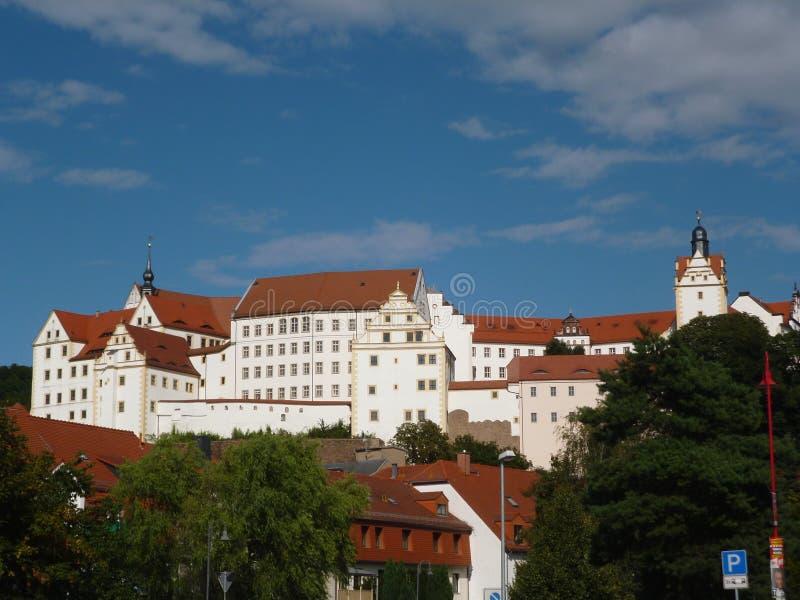 Colditz Castle στοκ εικόνα