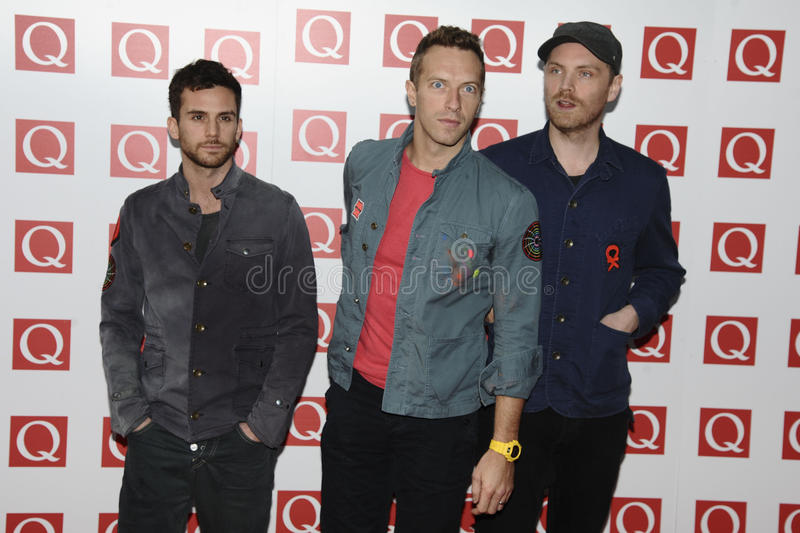 Download Coldplay editorial stock photo. Image of grosvenor, arriving - 22174288