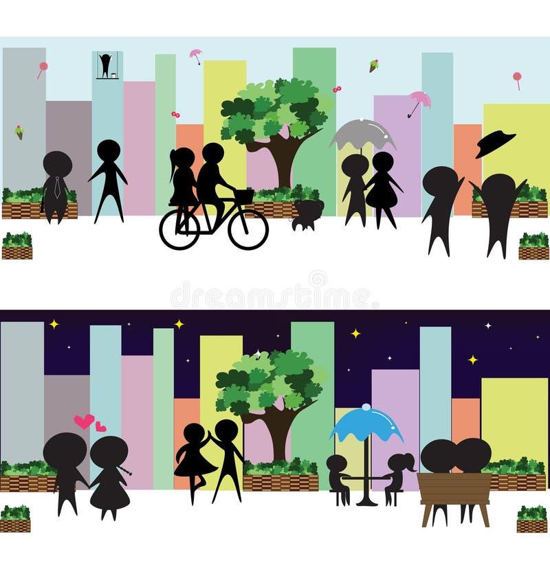 Coleção cartoon02 imagem de stock