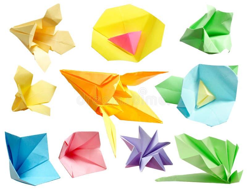 Origami foto de stock