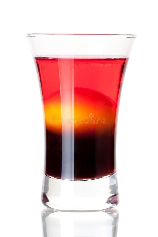 Coleção do cocktail do tiro: Manhã fotos de stock royalty free