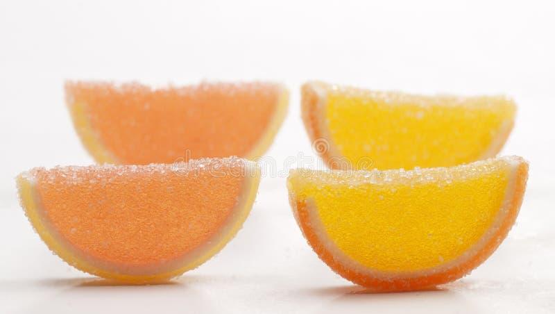 Download Coleção Do Doce De Fruta Do Citrino Foto de Stock - Imagem de amarelo, dessert: 29839332